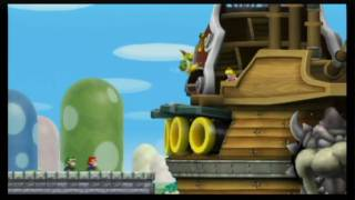 New Super Mario Brothers Wii Review (Wii)