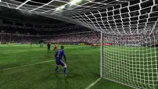 (FIFA PC GAME) 2012 UEFA Final highlights Chelsea vs Bayern München