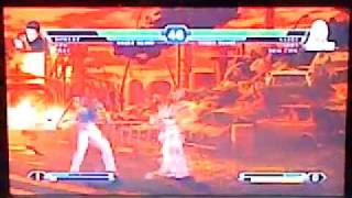 KOF XIII (Xbox 360) Tournament Qualifying Rounds (Best of 3 rounds) – 1 (Part I)