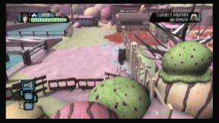 Classic Game Room HD &#8211; CLOUDY WITH A CHANCE OF MEATBALLS Wii