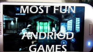MOST FUN ANDROID GAMES EVER ON GOOGLE PLAY