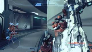 Halo 4 Infinity challenge commentary