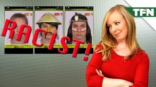 "Racist ""Make Me Asian"" App Sparks Outrage"