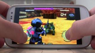 Star Warfare: Alien Invasion HD &#8211; Android Gaming TV [1080p]