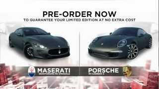 Need for Speed™ Most Wanted Announce Trailer –  Official E3 2012