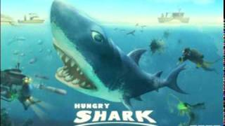 Hungry Shark iPhone Game