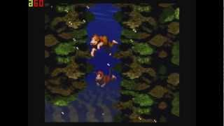 Let's Play Donkey Kong Country – Pt.2 – Water levels Bleh!