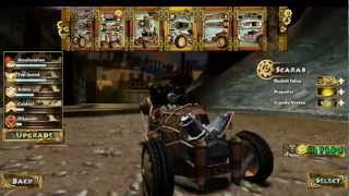 Steampunk Racing 3D for Mobile