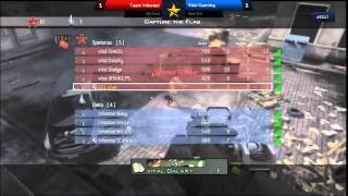 EGL7 : Call of Duty MW3 (PS3) : Team Infested vs Vital Gaming : WB Final – Map 3