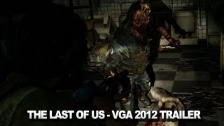 The Last of Us VGA Trailer