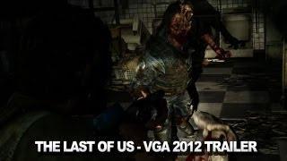 The Last of Us VGA Trailer