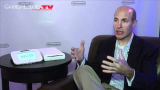CES 2012: Nintendo Executive Scott Moffitt Talks Wii U
