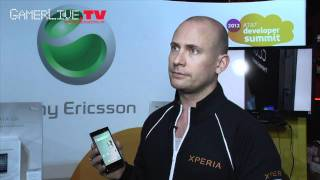 CES 2012: Sony Demos New XPERIA ion Playstation Certified Android Smartphone