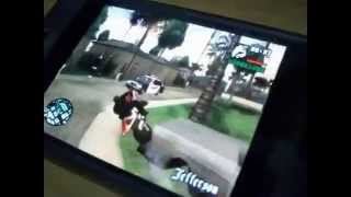 GTA San Andreas na androidu (gta san andreas for android)