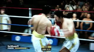 Fight Night Champion; Online Gameplay (part 6)