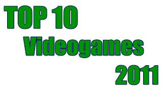 Top 10 Videogames 2011 (GotY, German)
