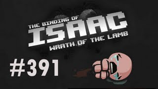 Let&#8217;s Play &#8211; The Binding of Isaac &#8211; Episode 391 [Psychic Vagina]