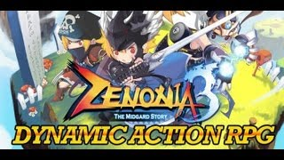 Mobile Gaming Adventures! Zenonia 3
