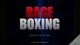 Rage Boxing – iPhone Gameplay Video