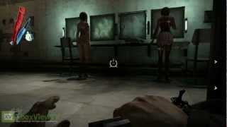"Dishonored – ""E3 2012 Golden Cat Demo #1 – Stealth"" Gameplay (Deutsche Untertitel) 