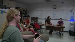Sept 10, 2012: &#8220;First&#8221; Meeting, Intro to the Club &#8211; UA GameDev Club