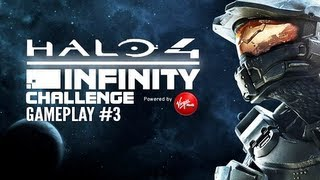 Halo 4 | Infinity Challenge | Gameplay #3