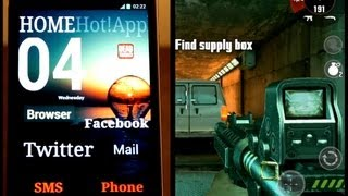 DEAD TRIGGER ANDROID GAMEPLAY : Samsung Galaxy Note Madfinger Games