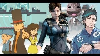 Handheld Game of the Year: Nominees 2012