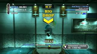 Let&#8217;s Play Tony Hawk&#8217;s Pro Skater HD (XBLA) &#8211; Part 3 &#8211; Warehouse and Real Skate Stories