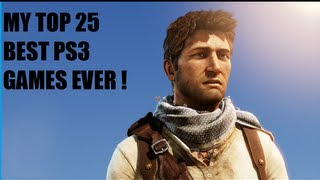 My Top 25 Best PS3 Games Ever [HD]