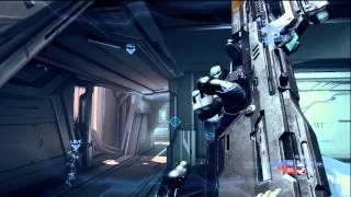 HALO 4 SWAT GAMEPLAY &#8211; Wow, alot of stuff happens