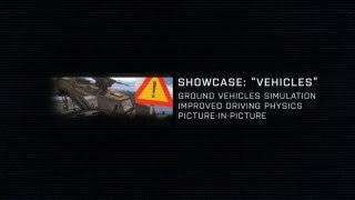 Arma 3 – E3 2012 Showcases: Vehicles