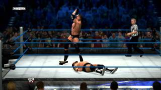 PS3 Top Tips: WWE &#8217;12